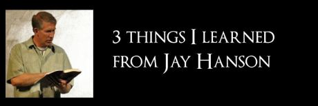 3 Lessons from Jay Hanson 3