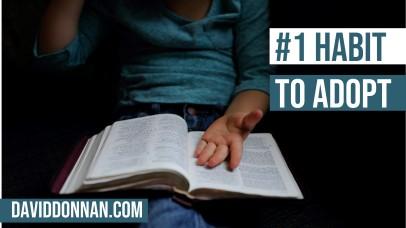 Bible to Church Habit IMage